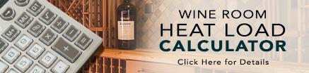 Wine Room Heat Load Calculator
